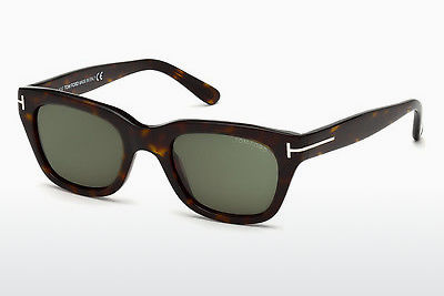 משקפי שמש Tom Ford Snowdon (FT0237 52N) - חום, Dark, Havana