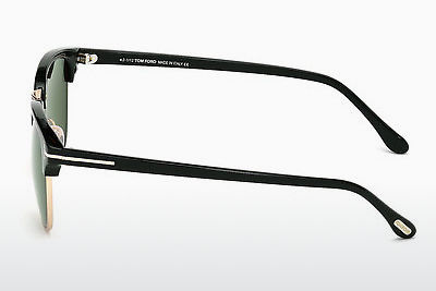 משקפי שמש Tom Ford Henry (FT0248 05N) - שחור