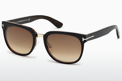 משקפי שמש Tom Ford Rock (FT0290 01F) - שחור, Shiny