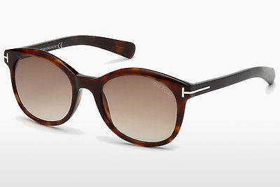 משקפי שמש Tom Ford Riley (FT0298 52F) - חום, Dark, Havana