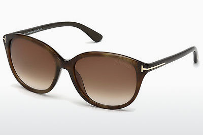 משקפי שמש Tom Ford Karmen (FT0329 50P) - חום, Dark