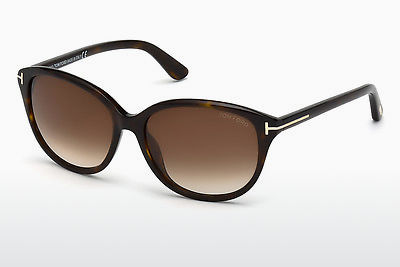 משקפי שמש Tom Ford Karmen (FT0329 52F) - חום, Dark, Havana