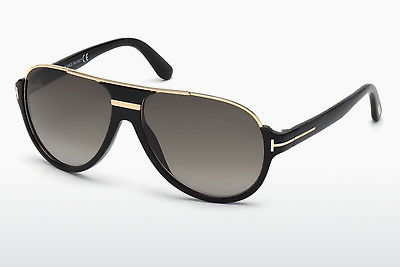 משקפי שמש Tom Ford Dimitry (FT0334 01P) - שחור