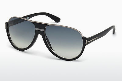 משקפי שמש Tom Ford Dimitry (FT0334 02W) - שחור, Matt
