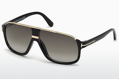 משקפי שמש Tom Ford Eliott (FT0335 01P) - שחור, Shiny