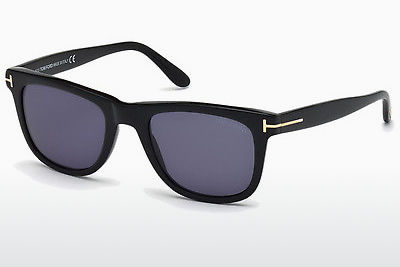 משקפי שמש Tom Ford Leo (FT0336 01V) - שחור