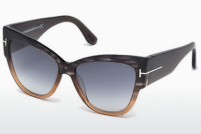 משקפי שמש Tom Ford Anoushka (FT0371 20B) - אפור
