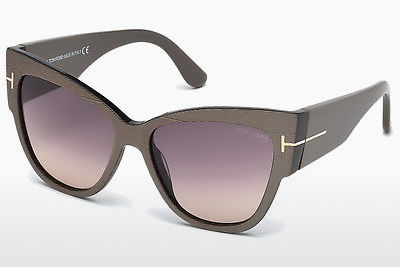 משקפי שמש Tom Ford Anoushka (FT0371 38B) - ארד