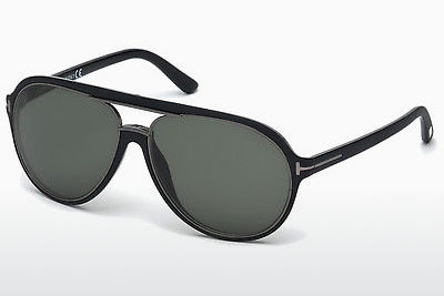 משקפי שמש Tom Ford Sergio (FT0379 02R) - שחור, Matt