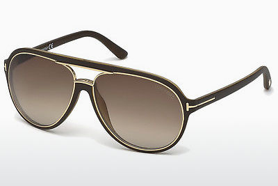 משקפי שמש Tom Ford Sergio (FT0379 50K) - חום, Dark