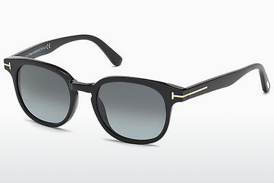משקפי שמש Tom Ford Frank (FT0399 01N) - שחור, Shiny