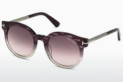 משקפי שמש Tom Ford Janina (FT0435 83T) - ארגמן
