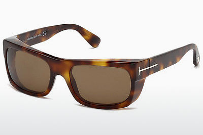 משקפי שמש Tom Ford FT0440 53J - הוואנה, Yellow, Blond, Brown