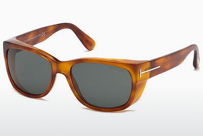 משקפי שמש Tom Ford FT0441 53N - הוואנה, Yellow, Blond, Brown