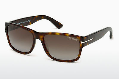 משקפי שמש Tom Ford Mason (FT0445 52B) - חום, Dark, Havana