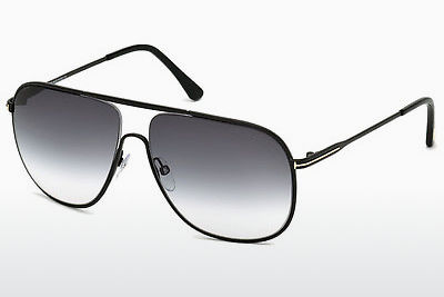 משקפי שמש Tom Ford Dominic (FT0451 02B) - שחור, Matt