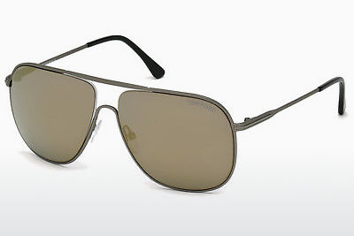 משקפי שמש Tom Ford Dominic (FT0451 09C) - אפור, Matt