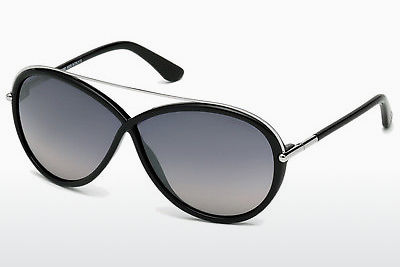 משקפי שמש Tom Ford Tamara (FT0454 01C) - שחור, Shiny