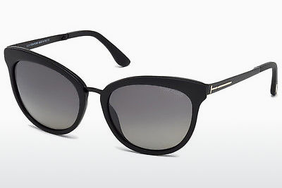 משקפי שמש Tom Ford Emma (FT0461 02D) - שחור, Matt