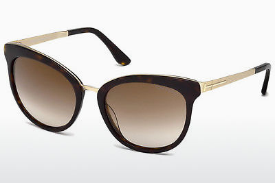 משקפי שמש Tom Ford Emma (FT0461 52G) - חום, Dark, Havana