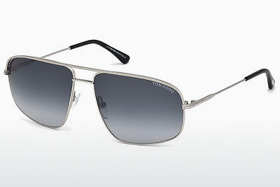 משקפי שמש Tom Ford Justin Navigator (FT0467 17W) - אפור, Matt, Palladium