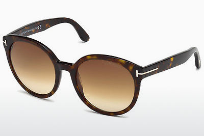 משקפי שמש Tom Ford Philippa (FT0503 52F) - חום, Dark, Havana