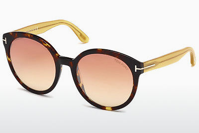 משקפי שמש Tom Ford Philippa (FT0503 52Z) - חום, Dark, Havana