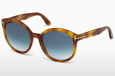 משקפי שמש Tom Ford Philippa (FT0503 53W) - הוואנה, Yellow, Blond, Brown