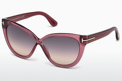 משקפי שמש Tom Ford Arabella (FT0511 69B) - בורגונדי, Bordeaux, Shiny