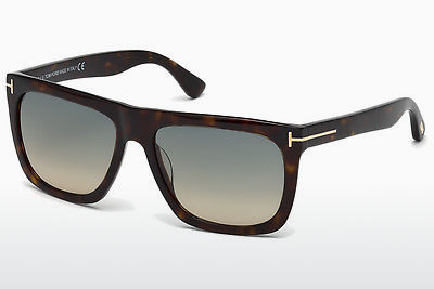 משקפי שמש Tom Ford Morgan (FT0513 52W) - חום, Dark, Havana