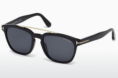משקפי שמש Tom Ford Holt (FT0516 01A) - שחור