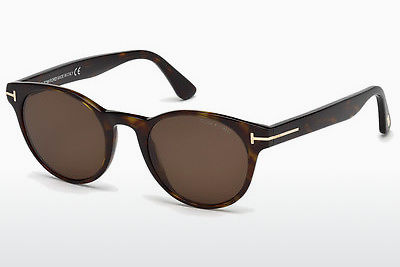 משקפי שמש Tom Ford Palmer (FT0522 52E) - חום, Dark, Havana
