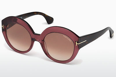 משקפי שמש Tom Ford Rachel (FT0533 71F) - בורגונדי, Bordeaux