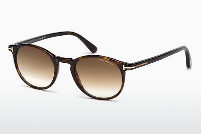 משקפי שמש Tom Ford Andrea (FT0539 52F) - חום, Dark, Havana
