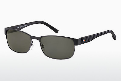 משקפי שמש Tommy Hilfiger TH 1162/S V4K/70 - כסוף, שחור