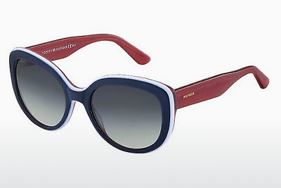 משקפי שמש Tommy Hilfiger TH 1354/S K1N/HD - כחול, זהב