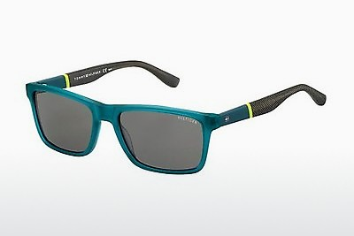 משקפי שמש Tommy Hilfiger TH 1405/S T94/Y1 - ירוק, Teal