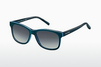 משקפי שמש Tommy Hilfiger TH 1985 UCT/HD - ירוק, Teal