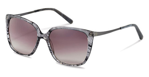 Bogner BG023 C sun protect - blackb. - 70%grey structured, gun