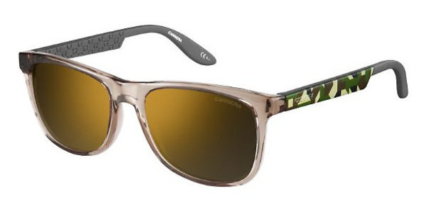 Carrera CARRERA 5025/S 6YN/LC BROWN GOLD ARGRYCAMSND (BROWN GOLD AR)