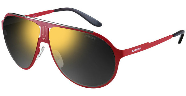 Carrera CHAMPION/MT 9EB/UW ORANGE FLASH MLMATT RED (ORANGE FLASH ML)
