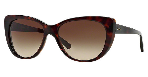 DKNY DY4109 301613 BROWN GRADIENTDARK TORTOISE