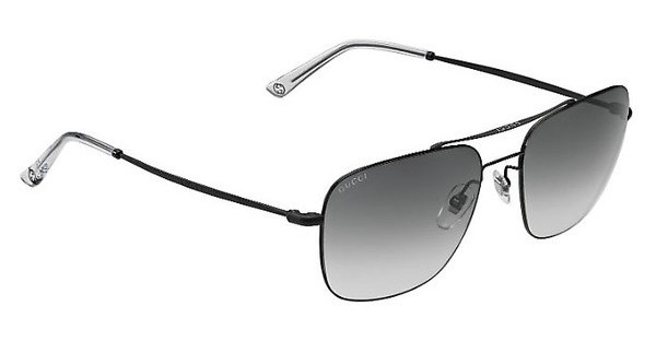 Gucci GG 2262/S PDE/VK GREY FLASHSMT BLACK
