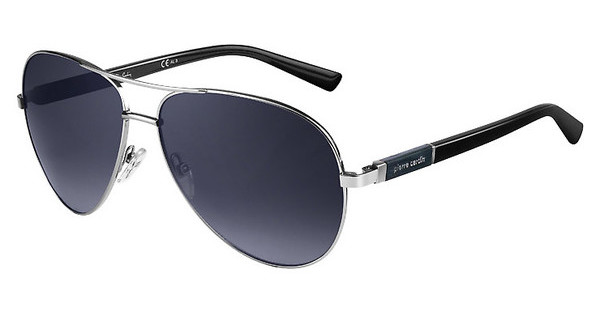 Pierre Cardin P.C. 6804/S 85K/HD GREY SFRUTH BLCK (GREY SF)