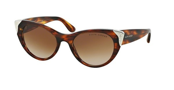 Ralph Lauren RL8112 500713 GRADIENT BROWNSHINY RED TORTOISE