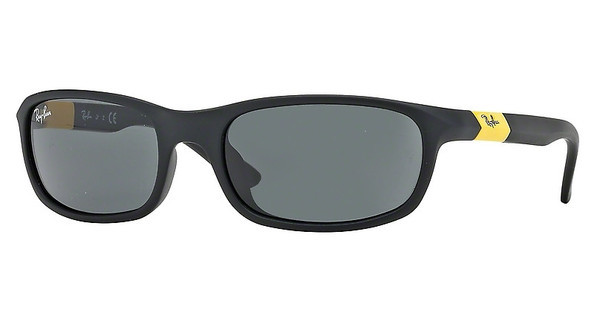 Ray-Ban Junior RJ9056S 195/87 GRAYMATTE BLACK
