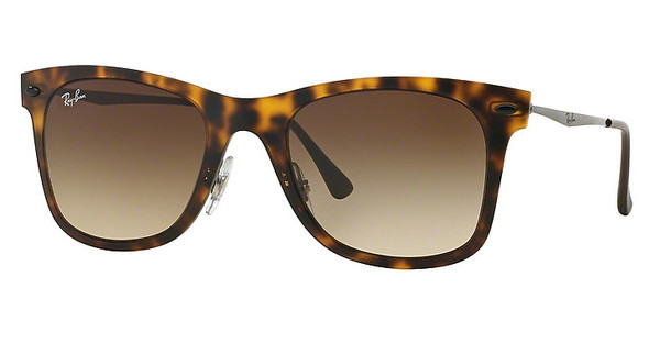 Ray-Ban RB4210 894/13 GRADIENT BROWNMATTE HAVANA