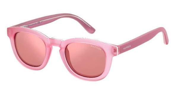 Tommy Hilfiger TH 1287/S IKM/V0 FLASH PINKTRNS ROSE (FLASH PINK)