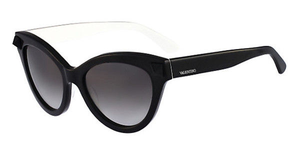 Valentino V683S 015 BLACK/WHITE